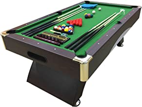 Mesa de billar 8FT juegos de billar Modelo LEONIDA FULL OPTIONAL Carambola Medición 220 x 110 cm