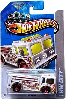 Hot Wheels 2013 Treasure Hunt Hw City - Fire Eater 19/250