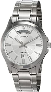 Casio MTP-1381D-7A For Men- Analog, Dress Watch