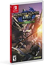 Monster Hunter Rise Deluxe Edition - Nintendo Switch Deluxe Edition