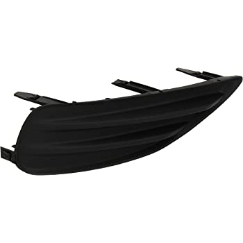 OE Replacement Toyota Matrix Front Driver Side Bumper Insert Unknown Partslink Number TO1038126
