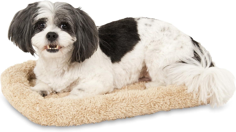 Petmate 26563 201 2 by 14Inch Aspen Pet Bolster Style Kennel Mat