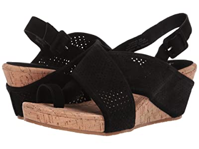 Donald J Pliner Gary (Black Suede) Women