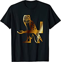 Egyptian Owl Hieroglyphs Symbols And Gods T-Shirt Designs