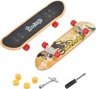 Sammlung Und Hausdekoration Partyartikel 4 STK Finger Skateboards Lernspielzeug Spa/ß Scooter Mini Extreme Sports F/ür Geburtstagsgeschenke Mini Fingerspielzeug Set