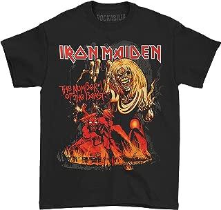 Best iron maiden t shirt official Reviews