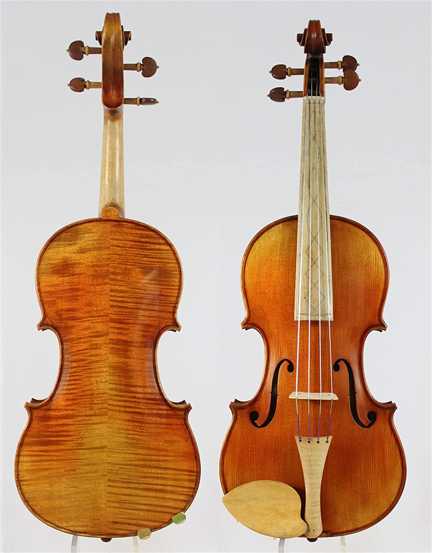 shipfree Full Size Special sale item Violin 4 Professional Handmade V Spruce Maple