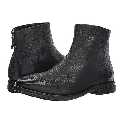 Marsell Listolo Back Zip Boot (Black) Men