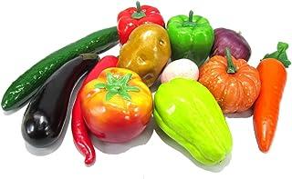 どっさり お野菜 & タマゴ 模型 食品サンプル 12種類セット ディスプレイなどに