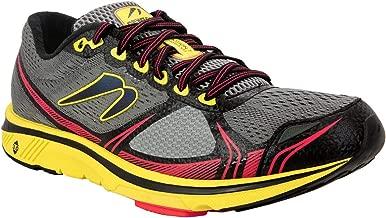Newton Men's Motion 7 Running Shoe Charcoal/Yellow 12