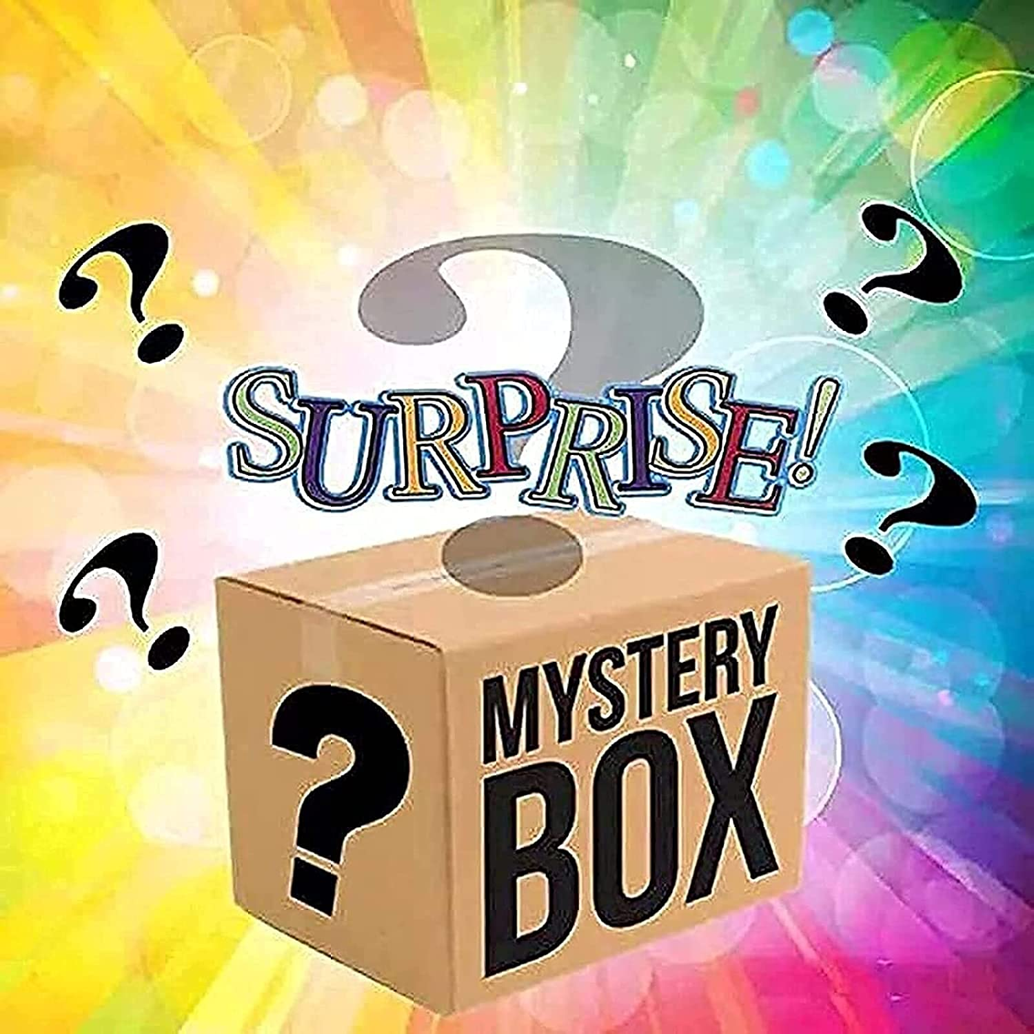 All Ranking TOP14 items free shipping Lucky Box Mystery Boxes Cost Electronic Super Blind