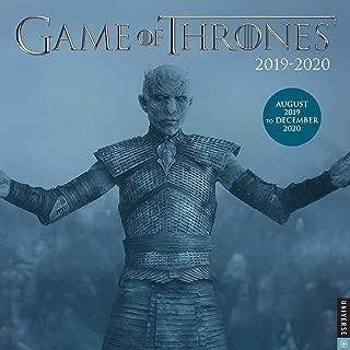 Best game of thrones 2019 calendar Reviews
