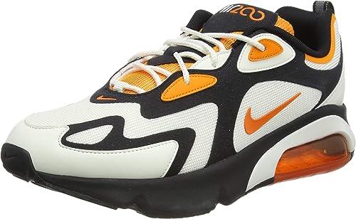 Nike Air Max 200, Chaussure de Course Homme : Amazon.fr ...