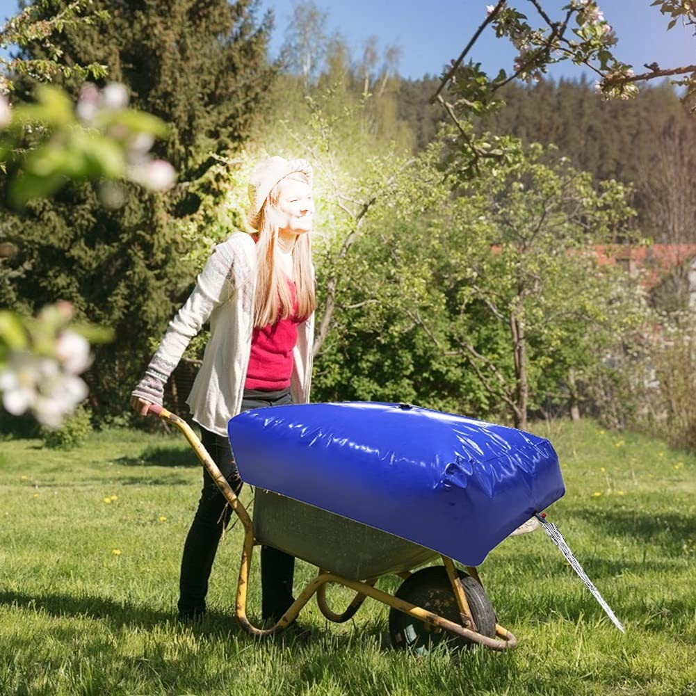 WCBING Water Carrier Container Cheap mail order sales Outdoor Folding Free shipping Emergen Bag