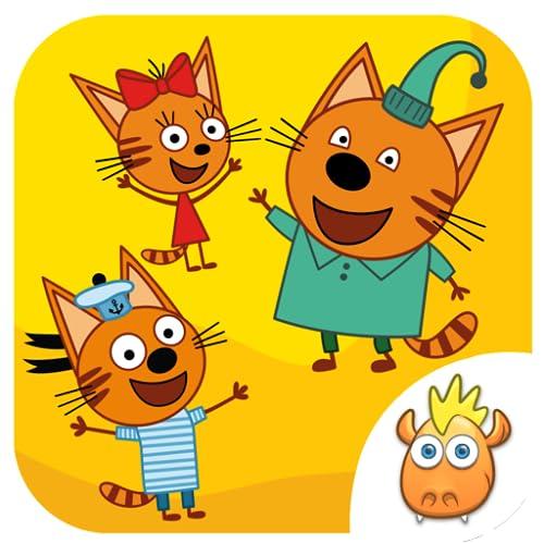 Ein Tag mit den Kid-E-Cats