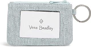 Vera Bradley Women's Recycled Lighten Up ReActive Zip ID Case Wallet