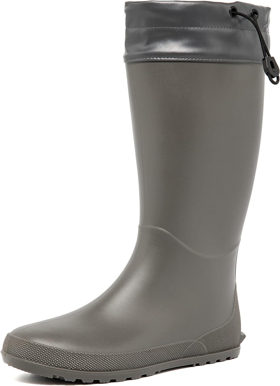 dripdrop Women's Packable Rain Boots Lightweight Flat Super beauty product restock half quality top Wel Ultra