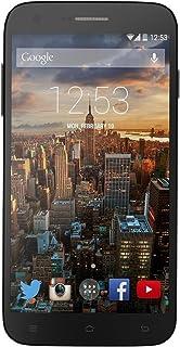 "RCA G1 5.5"" Hd, Unlocked Dual Sim, 8Mp Camera, 8Gb Rom, 1Gb Ram, android 4.4 – Black"