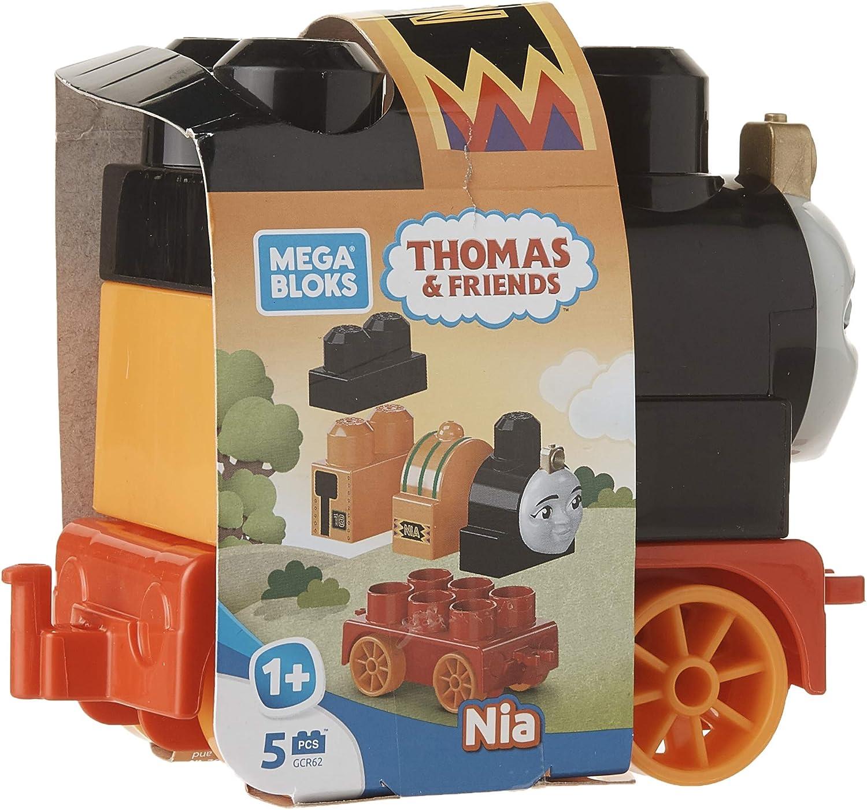 sold out Mega Bloks Seasonal Wrap Introduction Thomas Nia Friends