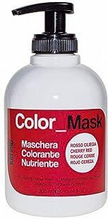 Mascarilla Color Rojo Cereza - Kay Pro