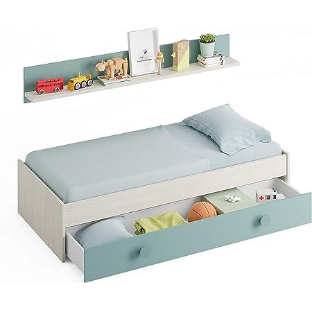 Gnrique 80x190 3Ft Día cama individual para 80 x 190 cm ...