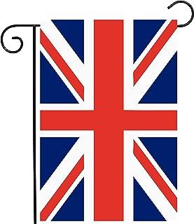 ShineSnow Union Jack British UK Flag Garden Yard Flag 12