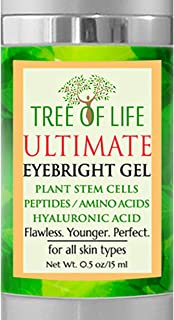 Sponsored Ad - Anti Aging Eye Gel for Dark Circles and Puffiness
