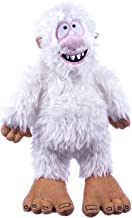 Jeffers Abominable Snowman Dog Toy w/ 3 squeakers