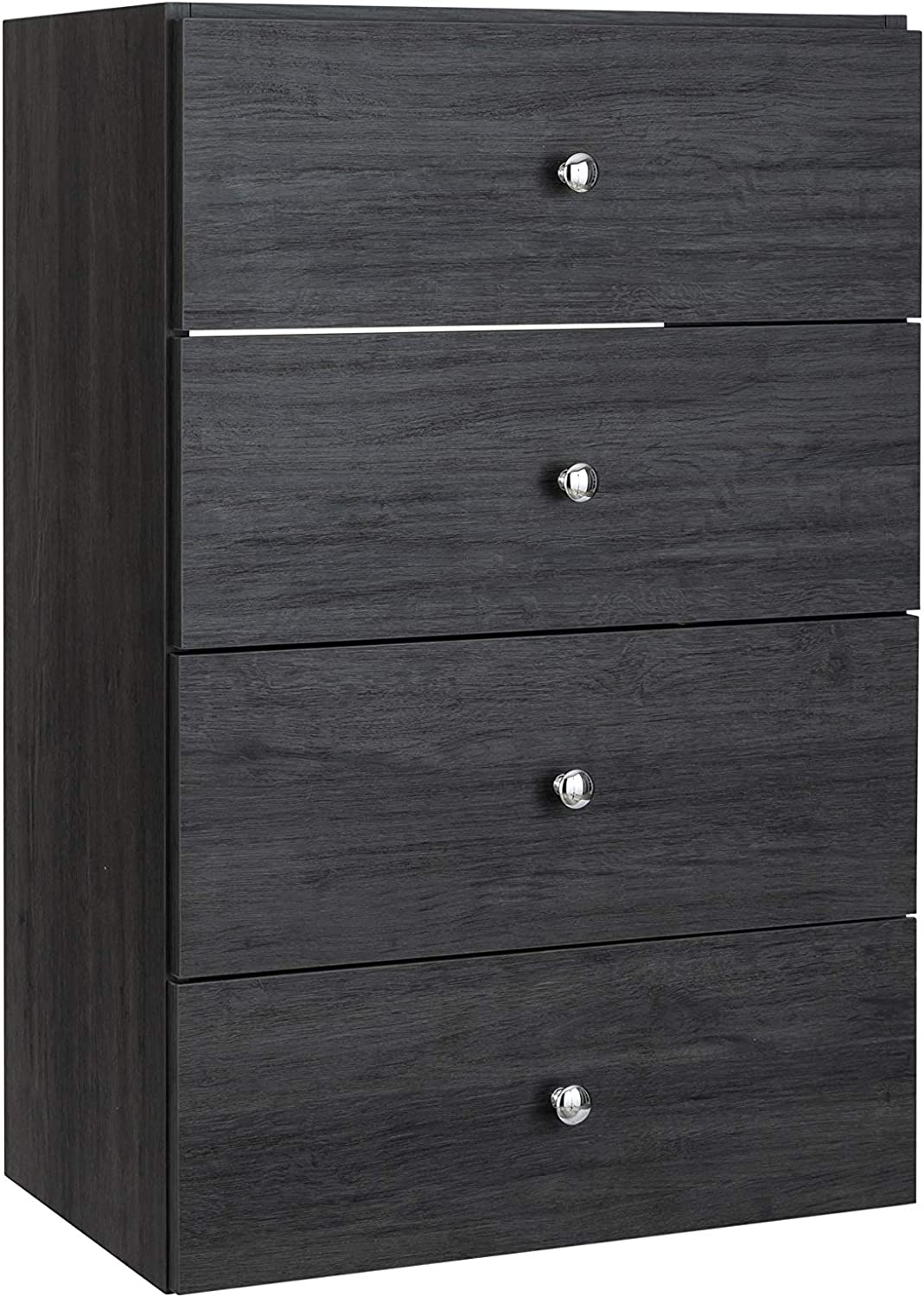 Modular Closets Vista Collection Short Whi 4 Tower Drawers with Very popular Sales