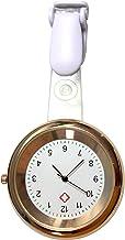 Ellemka - JCM-2103 NN H+ sjuksköterska vård | fickur plug-in analog | digital kvarts rörelse | hängande band med klämma i ...