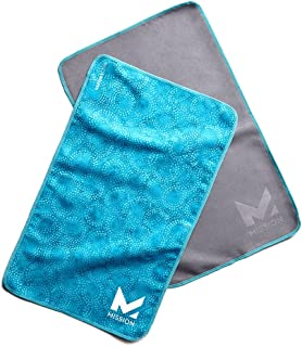 Mission VaporActive Yoga Hand Towel (Pack 2)