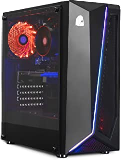 NITROPC - PC Gamer VX *REBAJAS* (CPU Intel 10100, 4/8N x 4,30Ghz (turbo), T. Gráfica Nvidia GTX 1050Ti 4GB, Hdd 1TB+SSD, R...