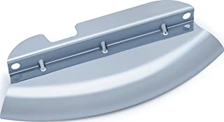 Kuryakyn 1804 Air Management Motorcycle Accessory: Lower Triple Tree Wind Deflector for 2014-19 Harley-Davidson Touring Motorcycles, Chrome