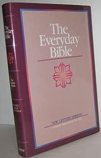 Best ncv bible version Reviews