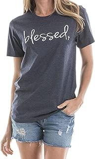 Women's Blessed Short Sleeve Tee