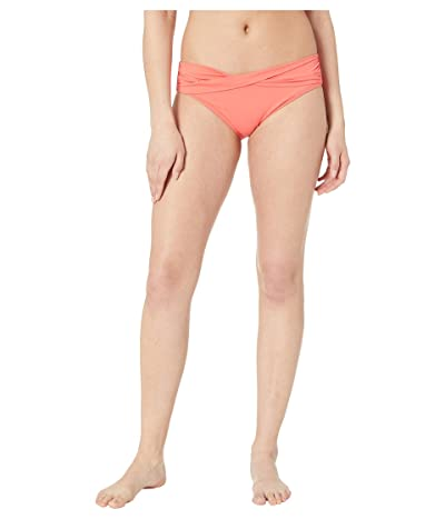 Tommy Bahama Pearl High-Waist Twist Front Pant (Paradise Coral) Women