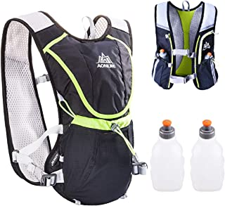 TRIWONDER 8L Hydration Vest Trail Running Hydration Pack Backpack Ultra Marathon Race Vest