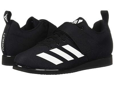 adidas Powerlift 4 (Core Black/Footwear White/Core Black) Men