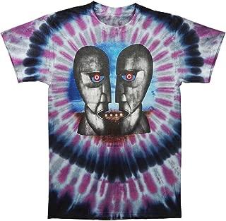 Pink Floyd Men's Division Bell Tie Dye T-Shirt Multi