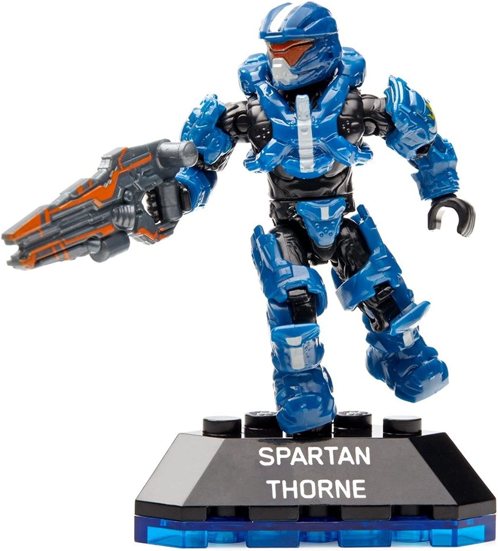 Mega Bloks Halo Heroes Spartan Thorne