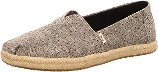 TOMS Alpargata, Women's Shoes, Black, 7.5 UK (41 EU)