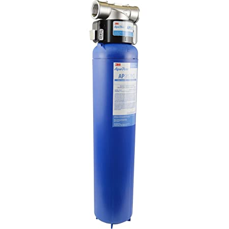 Home Master Hmf2smgcc Whole House Two Stage Filtration System Water Filter Home Improvement