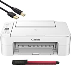 Sponsored Ad - Canon PIXMA TS Series White Wireless All-in-One Inkjet Printer - 3 in 1 Print, Scan and Copy - up to 4800 x...