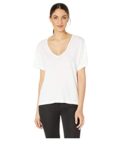 Free People All Mine Tee (Ivory) Women