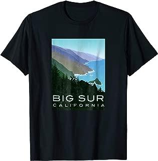 Vintage Big Sur California T Shirt - Jack Burns Ghost