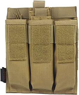 Yunshao Tactical Open Top Kriss Triple Mag Pouch