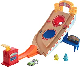 Hot Wheels Toy Story Buzz Lightyear Carnival Rescue