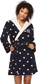 Womens Plush Super Soft and Warm Fleece Pajama Lounge...