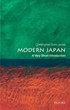 Modern Japan: A Very Short Introduction (Very Short Introductions Book 202)