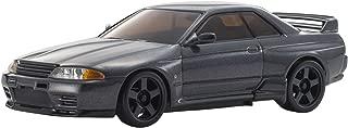Kyosho AutoScale Nissan Skyline GT-R R32 - Mini-Z MA-020 Replacement Body - Grey Metallic